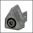 Spurs Line Cutter Zinc Anode - Size B