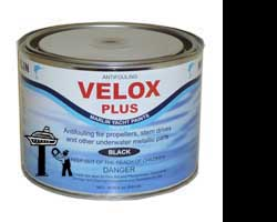 VELOX PLUS Antifouling for Propellers - Black; 0.5L