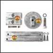 Mercury Verado 4 Magnesium Anode Kit