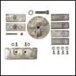 Mercury Verado 6 Aluminum Anode Kit