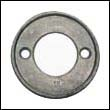V-17 Volvo Penta 250-270 Outdrive Ring Zinc Anode (875806-4)