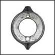 V-18 Volvo Penta Outdrive Ring Zinc Anode (875815-3)