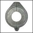 3888305M Volvo Penta 130/150 Saildrive Split Ring Aluminum Anode (3586963A, 358407A)