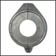 3888305 Volvo Penta 130/150 Saildrive Split Ring Zinc Anode (3586963, 358407)