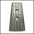 3588746 Volvo Penta DPR/DPH Cavitation Plate Zinc Anode