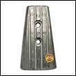 3588746M Volvo Penta DPH Cavitation Plate Magnesium Anode (3588750; 3863206M)