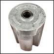 3593881 Volvo Penta IPS Lower Gear Unit Zinc Anode (4 spline)