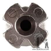 3593881 Volvo Penta IPS Lower Gear Unit Zinc Anode (4 spline)