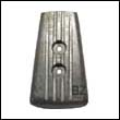 3888813 Volvo Penta DPS-A / SX-A Outdrive Gearhouse Aluminum Anode