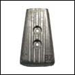 3888814 Volvo Penta DPS-A / SX-A Outdrive Gearhouse Zinc Anode