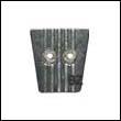 3888817 Volvo Penta DPS-A / SX-A Outdrive Transom Shield Zinc Anode