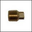 Female Plug for 838929 Volvo Penta Diesel Engine Zinc Anode