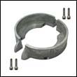 851983A-SR Volvo Penta 120 Saildrive Split Ring Aluminum Anode