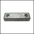 852835A Volvo Penta 290 Outdrive Bar Aluminum Anode