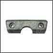 872139 Volvo Penta DP-X Outdrive Bar Zinc Anode