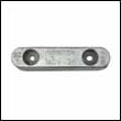 No. 25 Hull Aluminum Anode