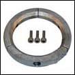 3858399A Volvo Penta 3-Piece Collar Propeller Aluminum Anode