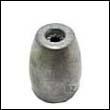 Wesmar Vortex Propeller Aluminum Anode - Size C