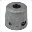 X-0 Shaft/De-Icer Zinc Anode - 1/2""