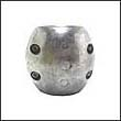 "Camp X-10 Shaft Zinc Anode - 2-1/4"" (X10)"