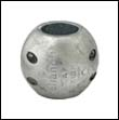 "Reliance X-10H Shaft Zinc Anode - 2-1/4"" Heavy"