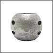 "Camp X-11 Shaft Zinc Anode - 2-1/2"" (X11)"