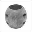 """Martyr X-11 Shaft Aluminum Anode - 2-1/2"""" (X11AL)"""