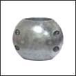 "Reliance X-11H Shaft Zinc Anode - 2-1/2"" Heavy (X11H)"