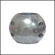 """Reliance X-11H Shaft Zinc Anode - 2-1/2"""" Heavy (X11H)"""