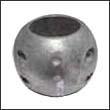 """Martyr X-12 Shaft Aluminum Anode - 2-3/4"""" (X12AL)"""