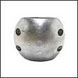 "Camp X-13 Shaft Zinc Anode - 3"" (X13)"