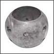 """Martyr X-13 Shaft Aluminum Anode - 3"""" (X13AL)"""