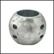 "Reliance X-13H Shaft Zinc Anode - 3"" Heavy (X13H)"