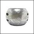 "Camp X-14 Shaft Zinc Anode - 3-1/4"" (X14)"