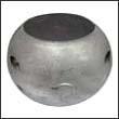 """Martyr X-15 Shaft Aluminum Anode - 3-1/2"""" (X15AL)"""