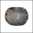 "Camp X-16 Shaft Zinc Anode - 3-3/4"" (X16)"
