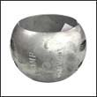 Camp X-17 Shaft Zinc Anode - 4""