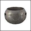 "Camp X-18 Shaft Zinc Anode - 4-1/2"" (X18)"
