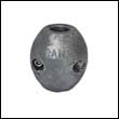 "Camp X-1A Shaft Zinc Anode - 3/4"" Heavy (X1A)"
