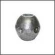 """Martyr X-2 Shaft Aluminum Anode - 7/8"""" (X2AL)"""