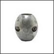 "Camp X-3 Shaft Zinc Anode - 1"" (X3)"