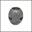 "Camp X-4 Shaft Zinc Anode - 1-1/8"" (X4)"