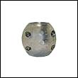 Camp X-40 Shaft Zinc Anode - 40mm (X40)