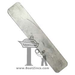 X-47-3 Zinc Anode for Walter® Keel Coolers