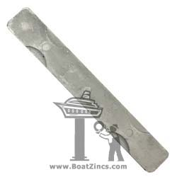 X-48-3 Zinc Anode for Walter® Keel Coolers