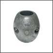 """Reliance X-4H Shaft Zinc Anode - 1-1/8"""" Heavy (X4H)"""
