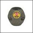 "Martyr X-4M Shaft Magnesium Anode - 1"" Heavy (X4M)"