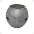 Martyr X-50AL Shaft Aluminum Anode - 50mm