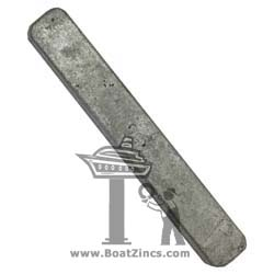 X-58 Zinc Anode for Walter® Keel Coolers
