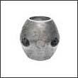"""Martyr X-5 Shaft Aluminum Anode - 1-1/8"""" (X5AL)"""